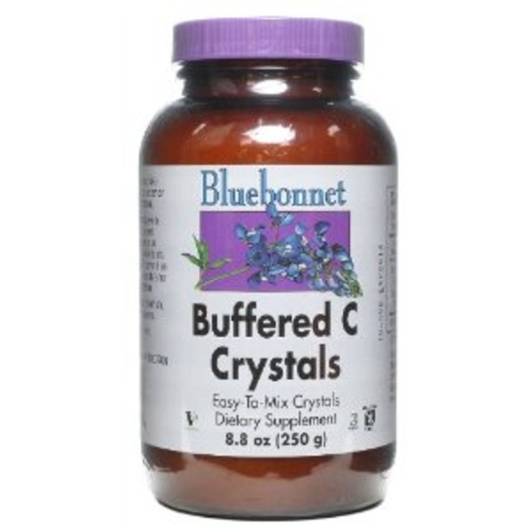 Bluebonnet Buffered C Crystals