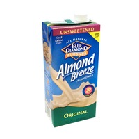 Blue Diamond Almond Breeze Original Unsweetened Almond Milk