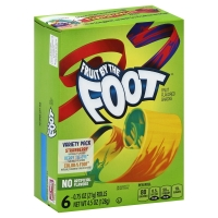 Betty Crocker Fruit Flavored Snacks Fruit By The Foot Variety Pack