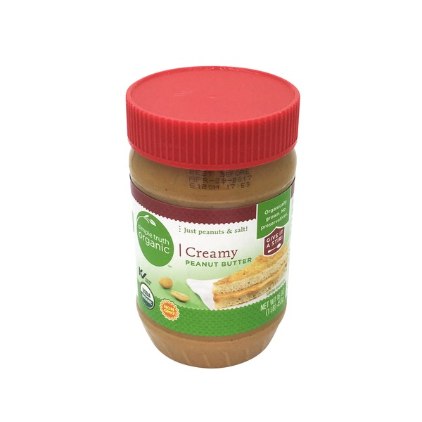 Simple Truth Creamy Peanut Butter