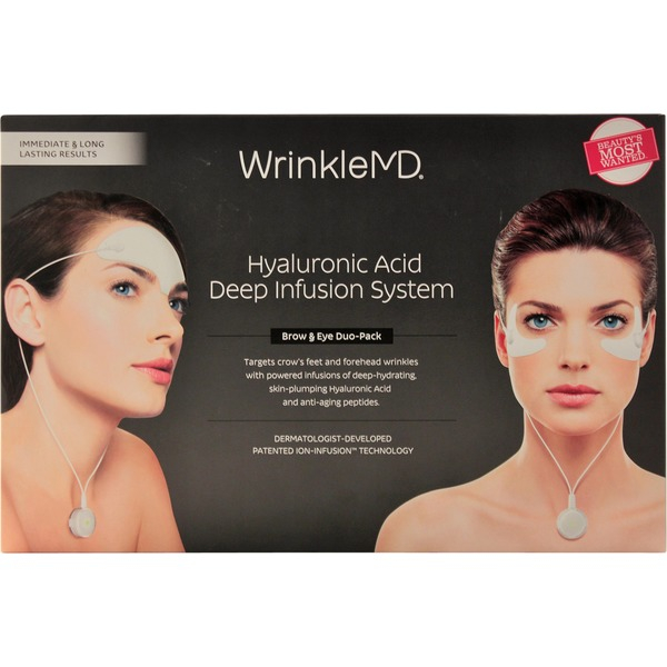 Wrinklemd Eye & Brow Hyaluronic Acid Infusion System