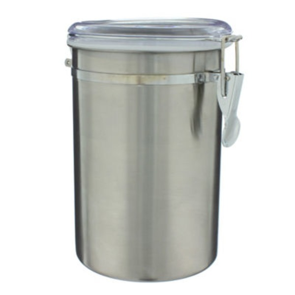 Oggi Stainless Steel Clamp Canister