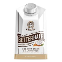 Califia Farms Coconut Almond Unsweetened Creamer Blend