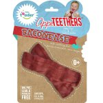 Little Toader Appe TEETHERS Teething Toys, Baconease