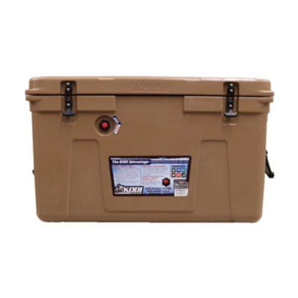 H-E-B 125 Qt Brown Kodi Cooler