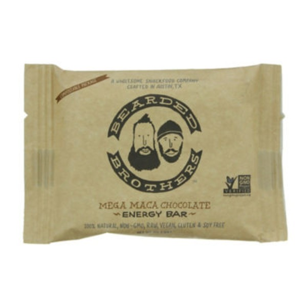 Bearded Brothers Chocolate Organic Maca Bar