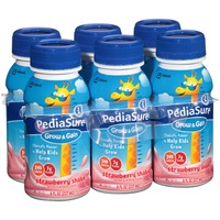 PediaSure Grow & Gain Strawberry Shake Nutritional Drink