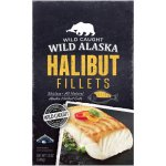Wild Alaskan Halibut Fillets, 12 oz
