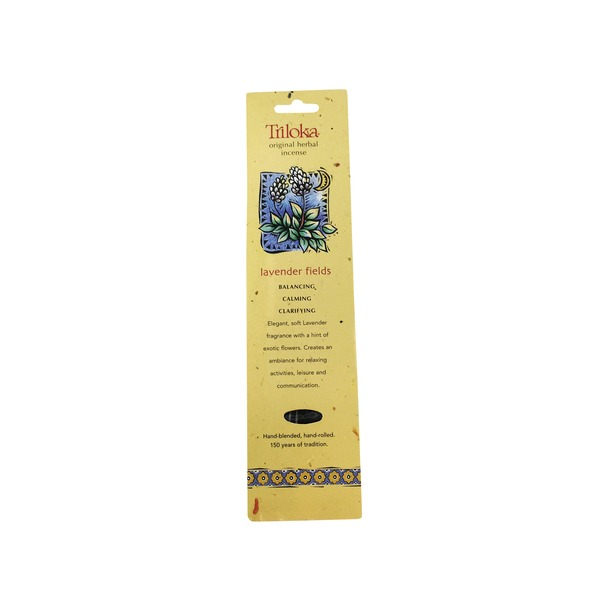 Triloka Lavender Fields Incense Sticks