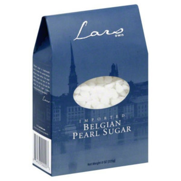 Lars Own Pearl Sugar, Belgian