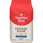 Seattle's Best Coffee, Portside Blend, Medium Roast Ground Coffee, 12 Oz