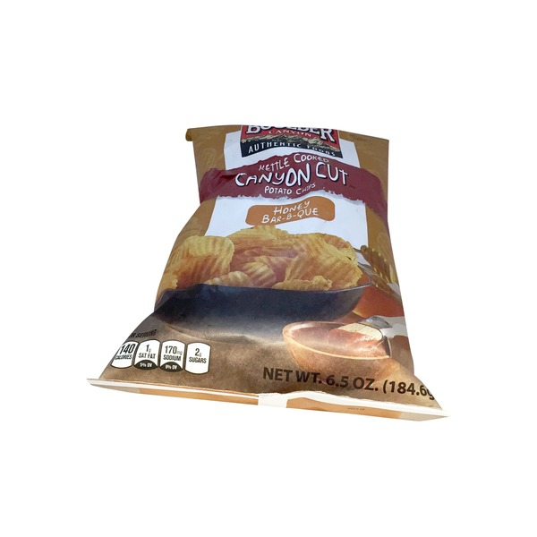 Boulder Canyon Honey Bar-B-Que Kettle Potato Chips