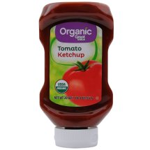 Great Value Organic Tomato Ketchup, 20 oz