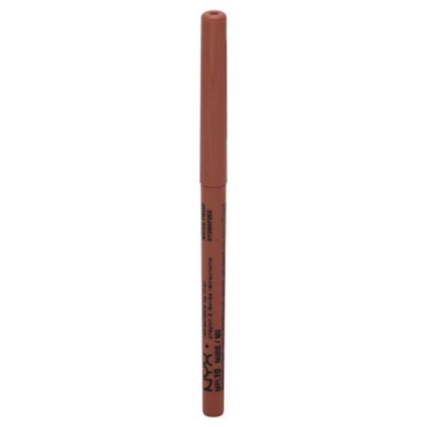 NYX Waterproof Retractable Lip Liner Nude MPL10