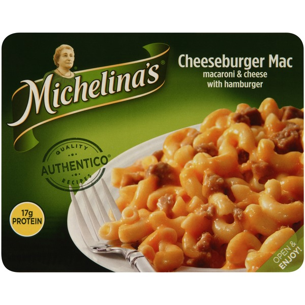 Michelina's Authentico Cheeseburger Mac