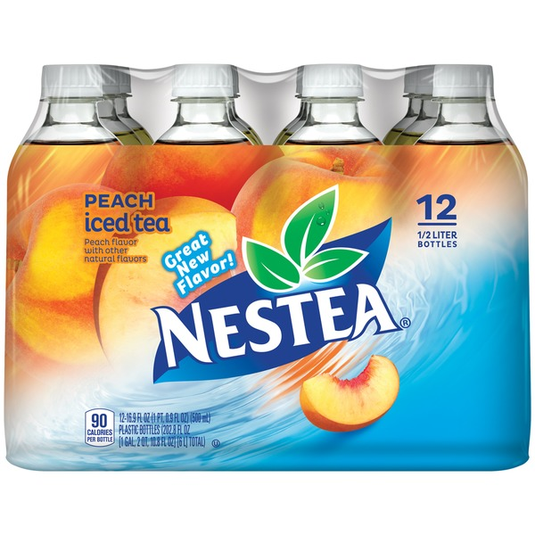 Nestea Peach Iced Tea