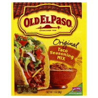 OLD EL PASO Seasoning Mix Taco