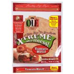OLE Mexican Foods Xtreme Wellness! Tomato Basil 8' Tortillas, 8 ct