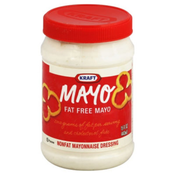 Kraft Mayo Fat Free Mayonnaise