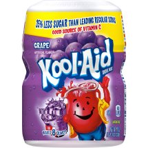 Kool-Aid Drink Mix, Grape, 19 Oz, 1 Count