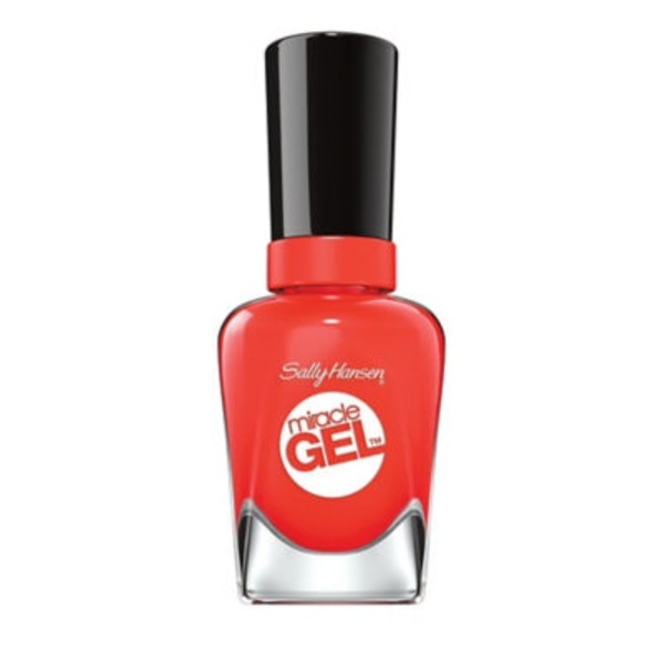 Sally Hansen Miracle Gel Nail Color 760 World Wide Red