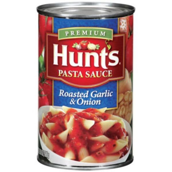 Hunt's Roasted Garlic & Onion Pasta Sauce