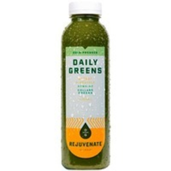 Daily Greens Juice Rejuvenate