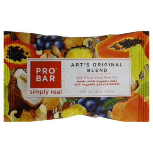PROBAR Meal The Simple Real Bar Original Blend