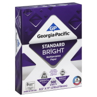 Georgia Pacific Standard Bright Multi Purpose Paper