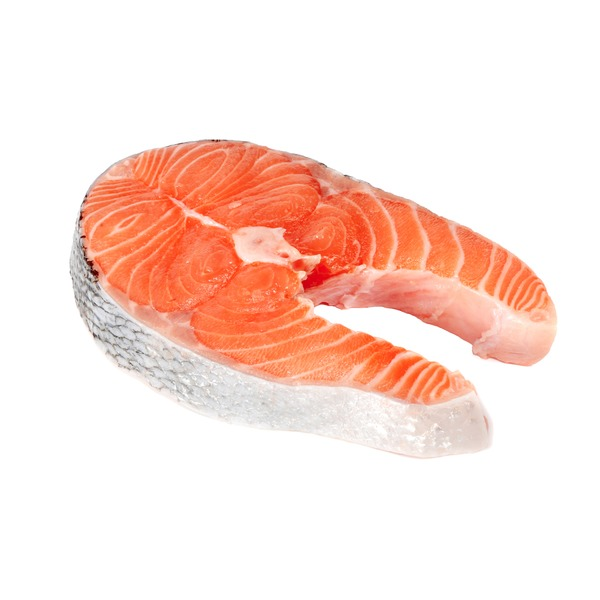 Morey's Wild Salmon Steakhouse Fillets - 2 CT