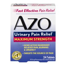 AZO Urinary Pain Relief Maximum Strength Tablets - 24 CT