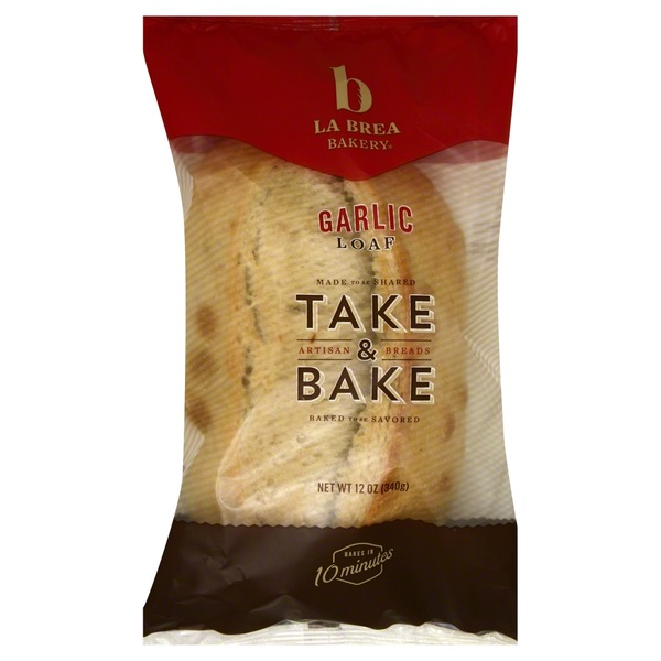 La Brea Bakery Loaf, Garlic