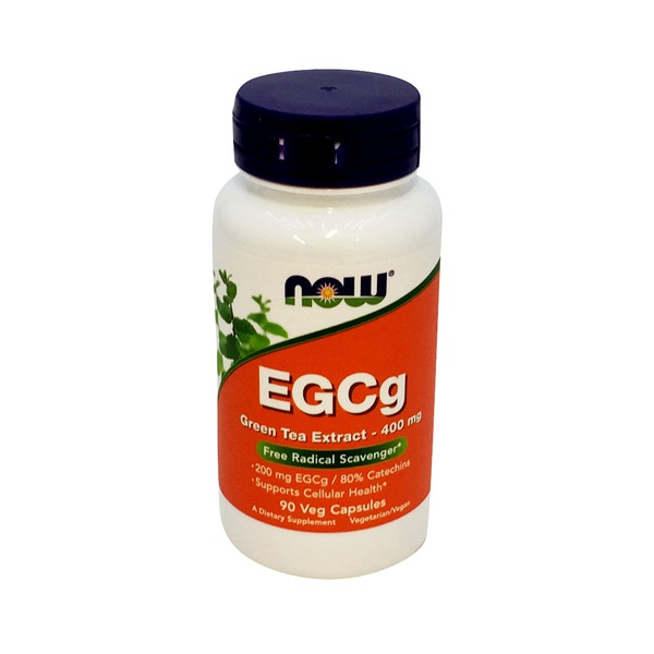 Now EGCg Green Tea Extract 400 mg Antioxidant Support