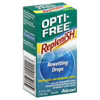 Alcon Opti-Free Replenish Rewetting Drops