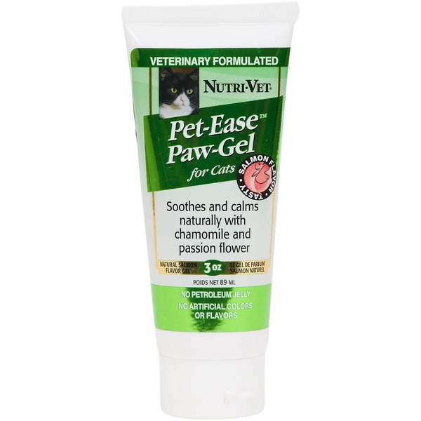 Nutri-Vet Pet-Ease, Salmon Flavor, Paw-Gel