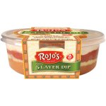 Rojo's Five Layer Party Dip, 30 oz