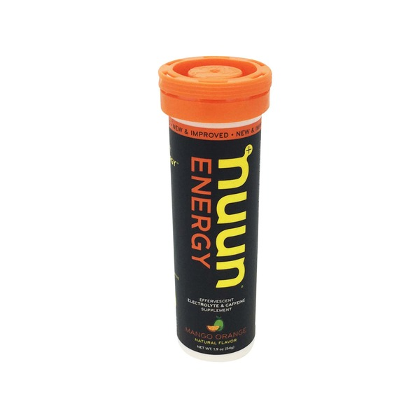 Nuun Mango Orange Electrolyte Drink Tablets