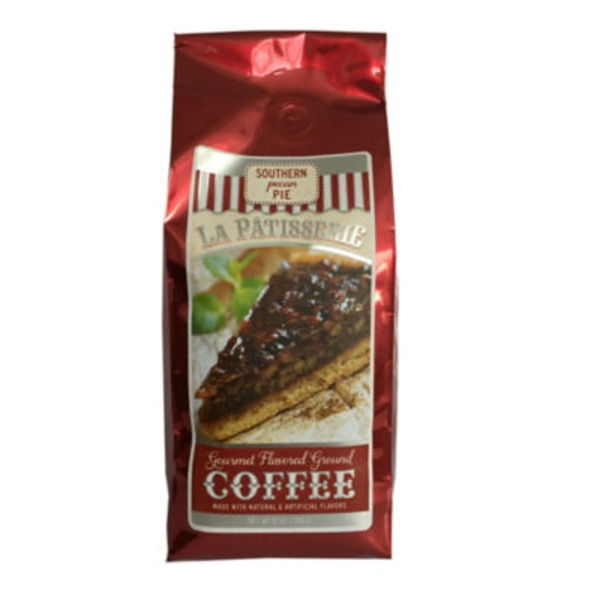 La Patissirie Southern Pecan Pie Ground Coffee