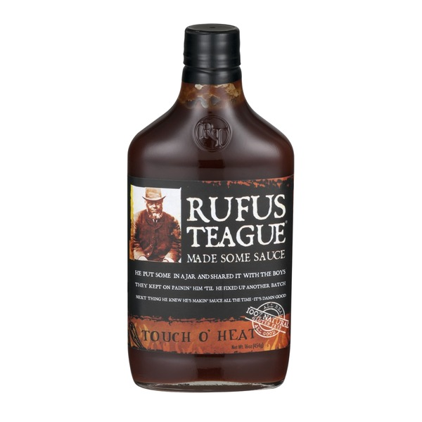 Rufus Teague Sauce Touch O' Heat