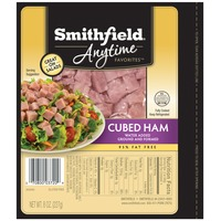 Smithfield Anytime Anytime Favorites Cubed Ham