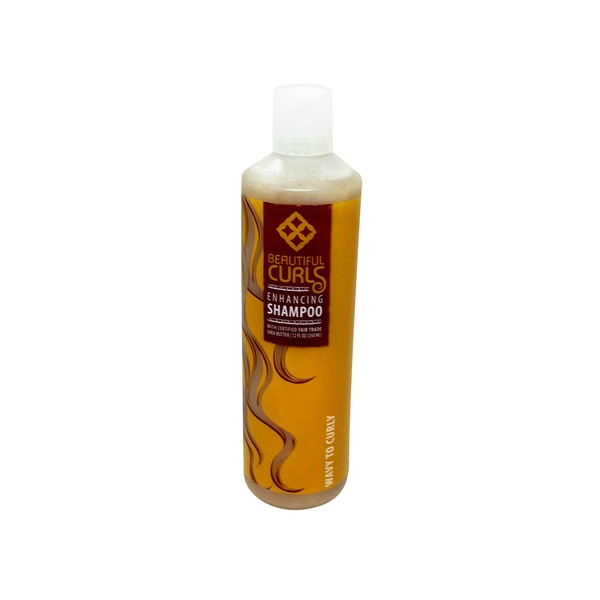 Beautiful Curls Curl Enhancing Shea Shampoo
