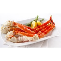 Wild Alaskan Snow Crab Legs And Claws