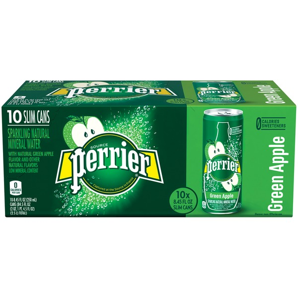 Perrier Green Apple Sparkling Water