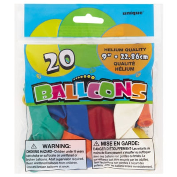 Unique Helium Quality Balloons