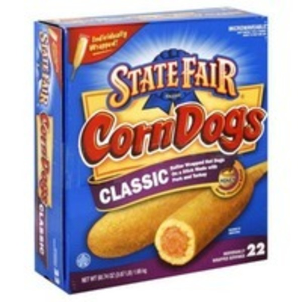 State Fair Classic Honey Corn Dogs
