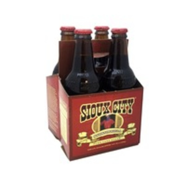 Sioux City Sarsaparilla Root Beer