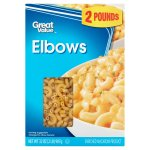 Great Value Elbows, 32 oz