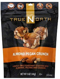 True north almond pecan