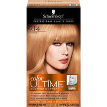 Schwarzkopf Color Ultime Glowing Coppers Hair Coloring Kit