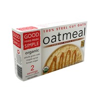 Good Food Made Simple Oatmeal, Vermont Maple Syrup